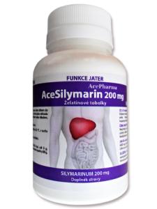 Acepharma AceSilymarin 200 mg